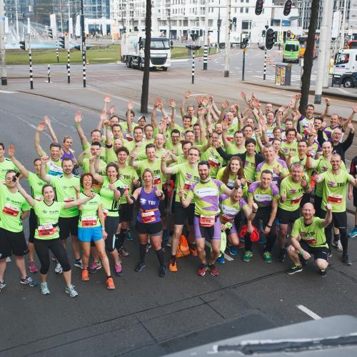 TBI Marathon Rotterdam 2018